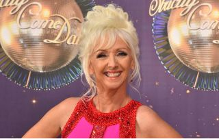 Debbie McGee Strictly gave me confidence