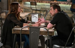 Carla Connor tells Peter to get evidence to prove that Susie would be better off with Johnny.
