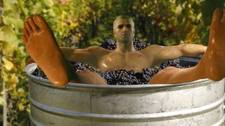 Indie sim Terroir lets you manage a vineyard and winery We thought a retired Witcher would fit right in