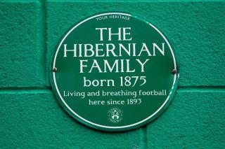 Easter Road – Home of Hibernian Football Club