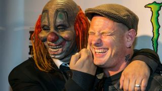 Clown and Corey