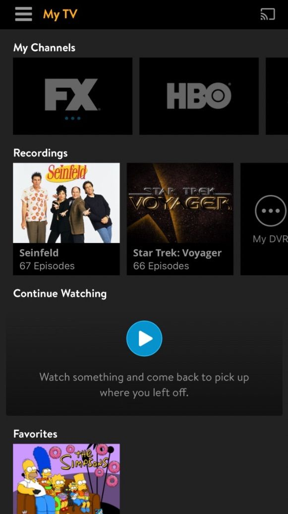 How to DVR Shows and Movies on Sling TV | Tom's Guide