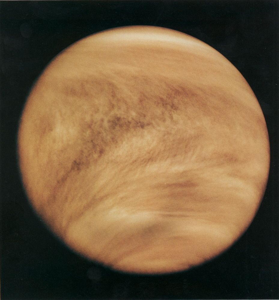 What Would It Be Like To Live On Venus?
