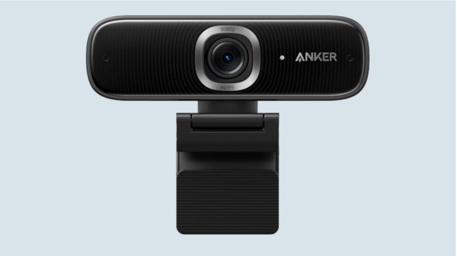 best webcams: Anker PowerConf C300