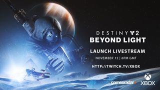 Destiny 2 livestream