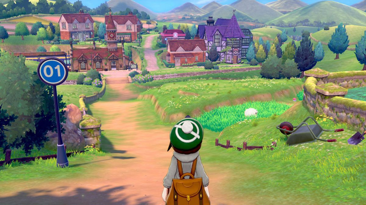 Get 10% off on Pokémon Sword and Shield on the Nintendo Official UK Store