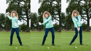 Golf Downswing Sequence Explained