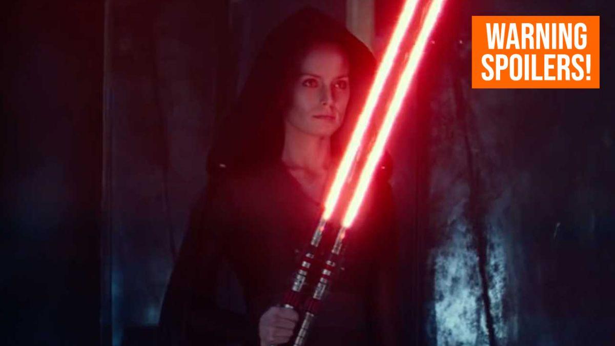 Star Wars Rise Of Skywalker Cameos Everyone Who Appears In Episode 9 Gamesradar