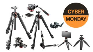 Early Cyber Monday Manfrotto tripod deals are here!