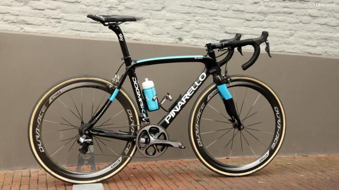 Pro Bike Bradley Wiggins Pinarello Dogma K Cyclingnews