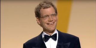 David Letterman at the 1995 Oscars