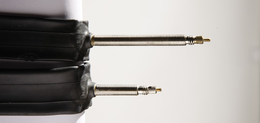 Most road bikes will come with tubes with presta valves