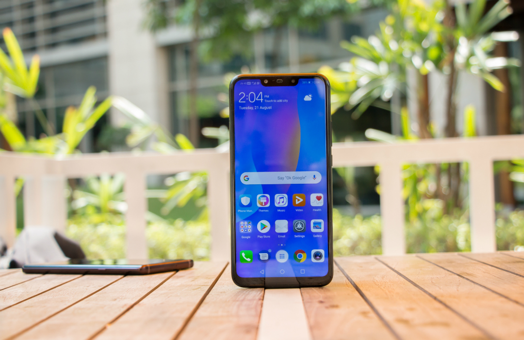 Huawei Nova 3i review: Page 3 | TechRadar