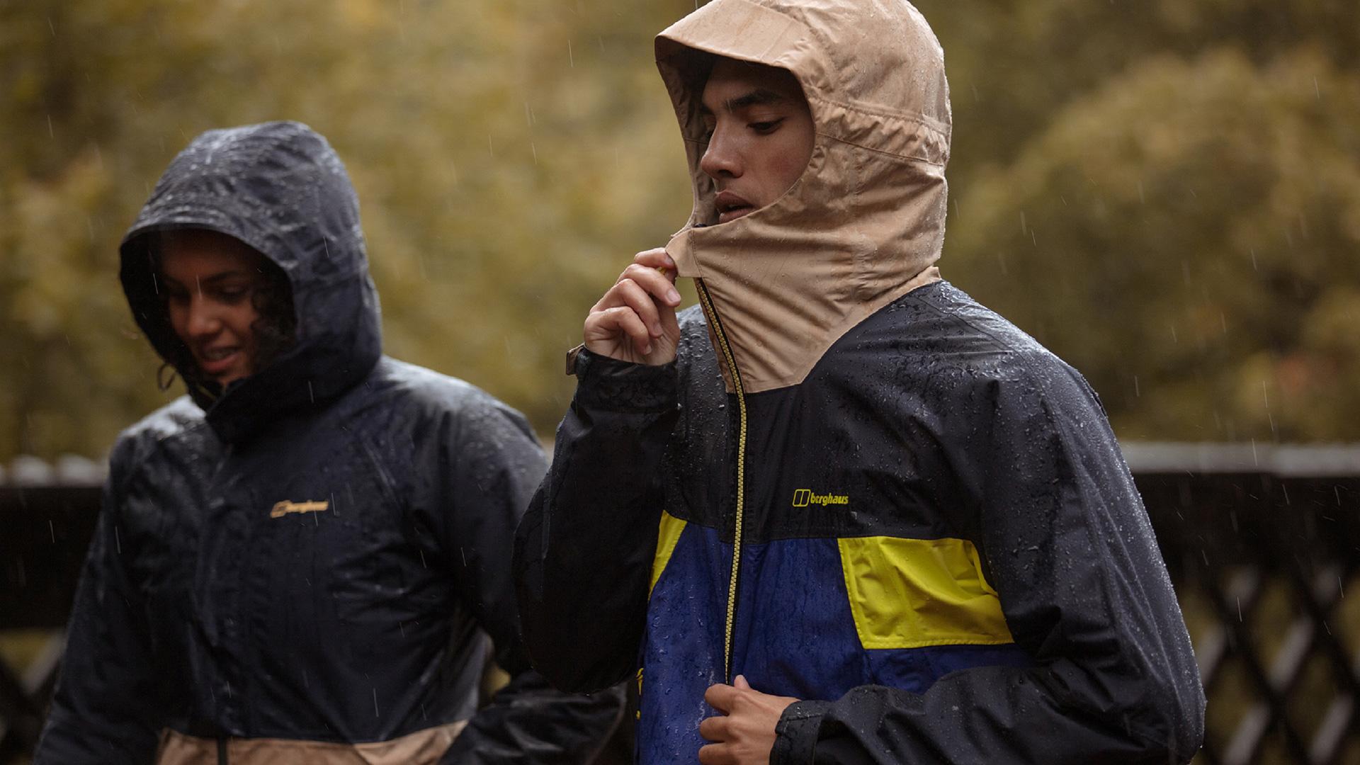 Best waterproof jackets 2020: Power