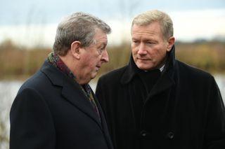 Duke of Cambridge visit to the National Memorial Arboretum