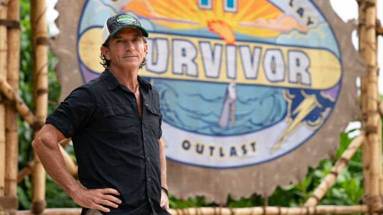MANA ISLAND - APRIL 12: Executive Producer Jeff Probst returns to host SURVIVOR 2021, when the Emmy Award-winning series returns for its 41st season, with a special 2-hour premiere, Wednesday, Sept. 22 (8:00-10 PM, ET/PT) on the CBS Television Network.