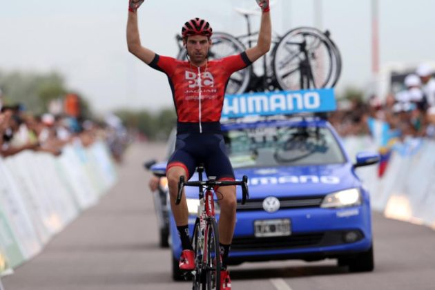 Peter Koning wins Stage 3 of the 2016 Tour de San Luis