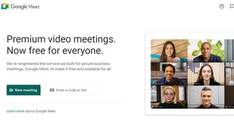 Google Meet New Hero