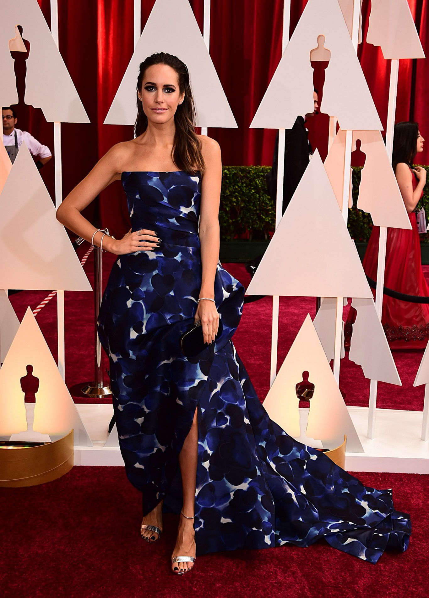 Louise Roe : See the best dressed at 2015 Oscars.
