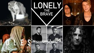 Tracks of the week featuring Shinedown, Goo Goo Dolls, Airbourne, Idles, Vanishing Life and Lonely The Brave