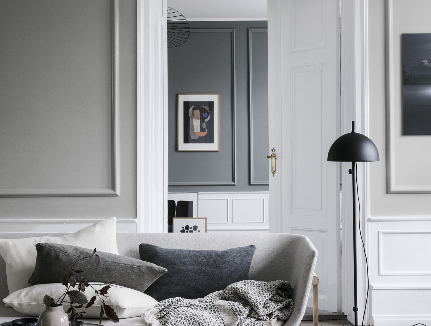 Grey And White Living Room Ideas How To Pair This Perfect Colour Combo Livingetc