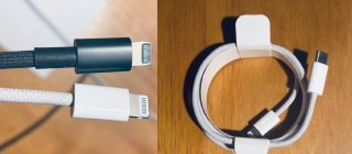 iPhone 12 braided cable