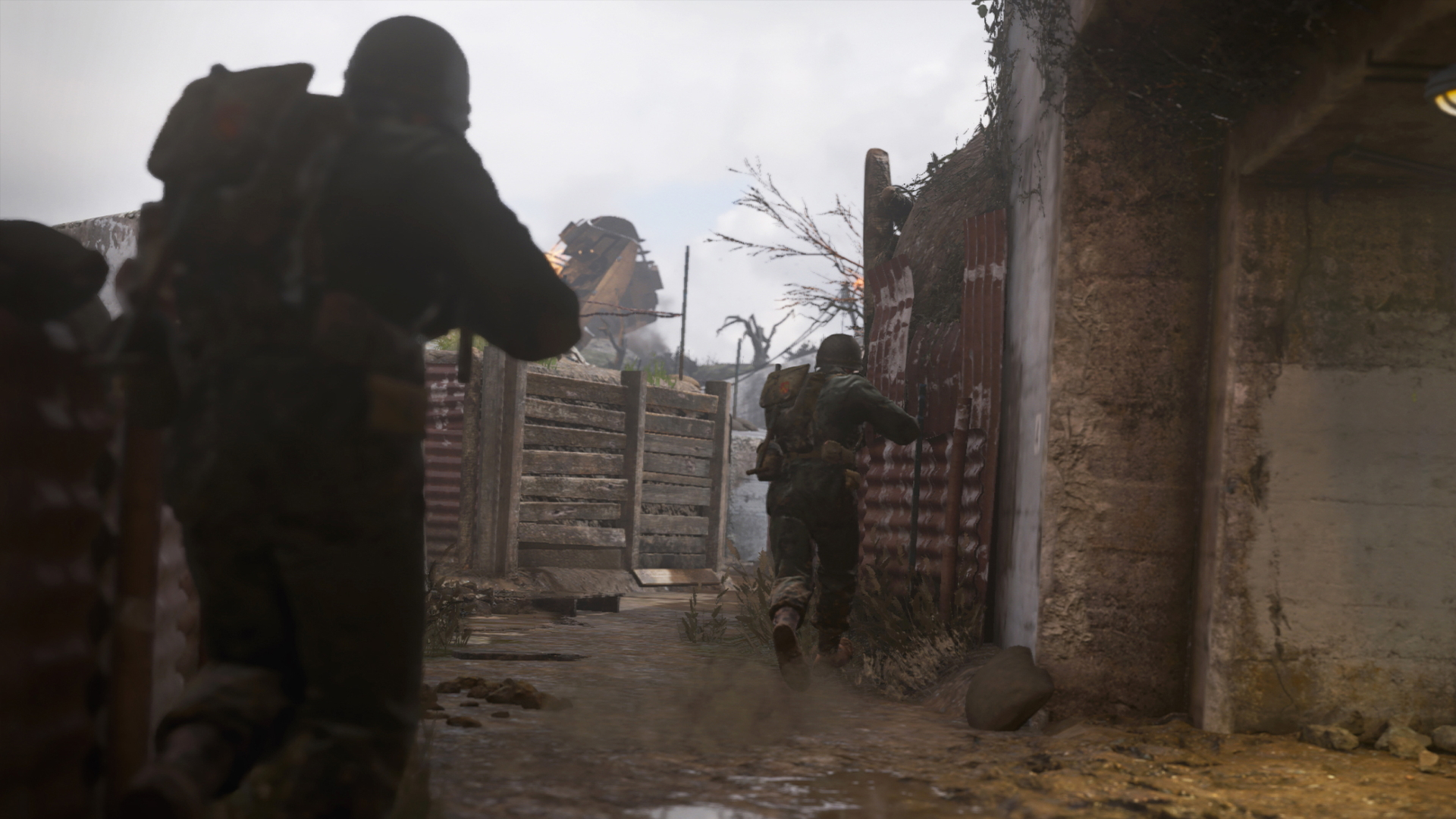 Call Of Duty Ww2 Heroic Actions Location Guide Gamesradar