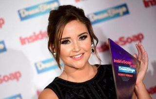 EastEnders star Jacqueline Jossa - who plays Lauren - pregnant with second child