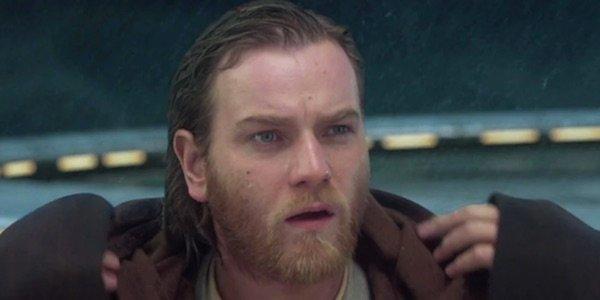 Obi Wan Kenobi on Kamino