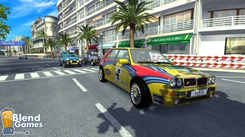 Konami's GTI Club Exclusively Available On PS3 #5143
