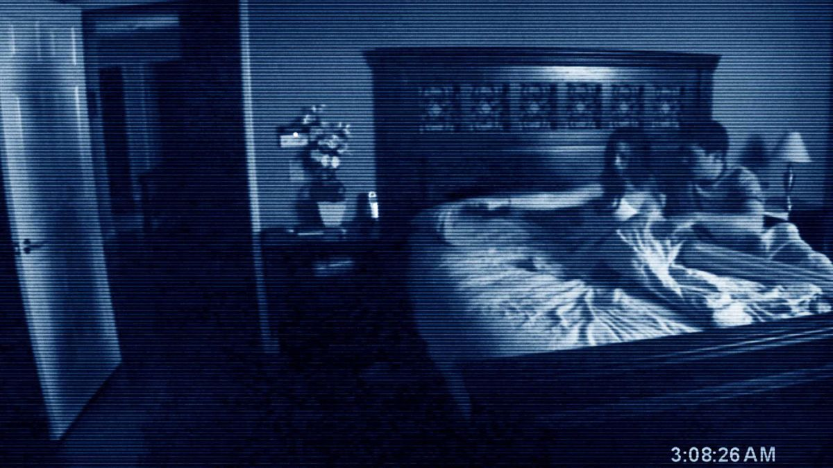 Get ready to jump: A seventh Paranormal Activity movie is on the way from Blumhouse