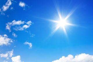 sunshine, sun, sunny day, sunny sky
