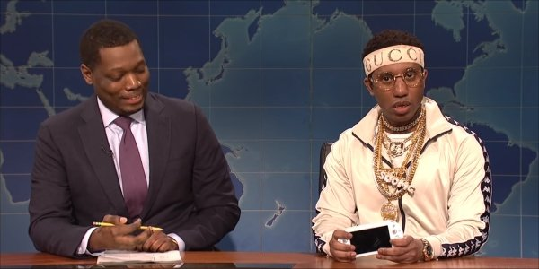 SNL Mocks Soulja Boy's Video Game Console Controversy