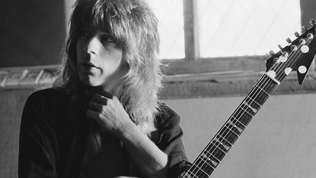 What it's like to have Randy Rhoads as a guitar teacher
