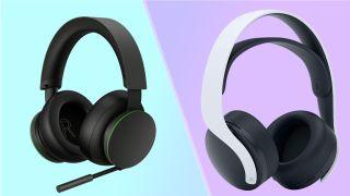 Xbox Wireless Headset vs. Pulse 3D Wireless Headset