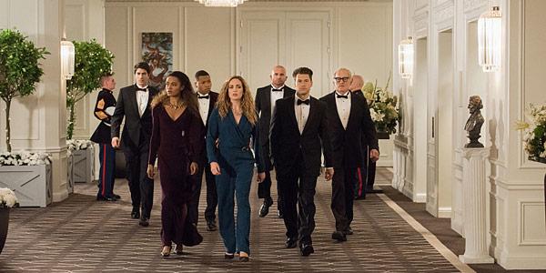 legends of tomorrow season 2 cast