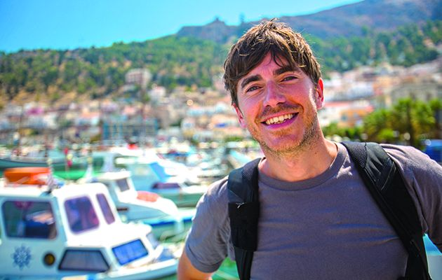 Simon Reeve goes behind the picture-postcard view of Greece in the first of a two-parter to discover how its people are doing in troubled economic times.