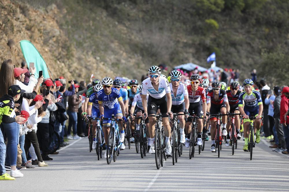 Volta ao Algarve start list: Tao Geoghegan Hart, John Degenkolb and Fabio Aru set to ride - Cycling Weekly