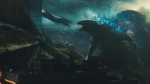 An image of Godzilla from Godzilla: King of the Monsters