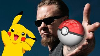 Metallica and pokemon