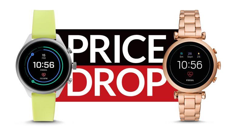 Fossil smartwatch deal