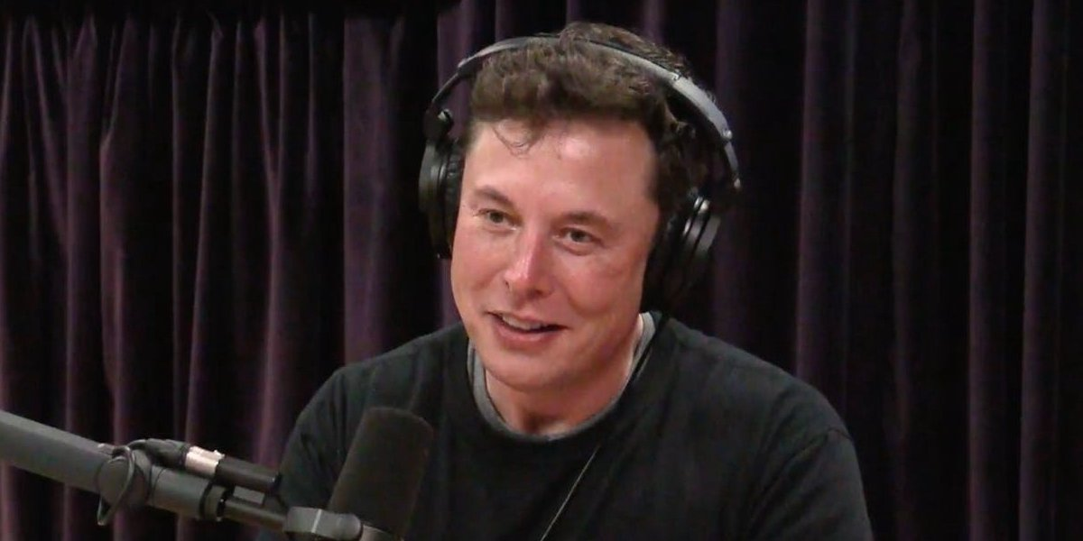 Elon Musk on The Joe Rogan Experience