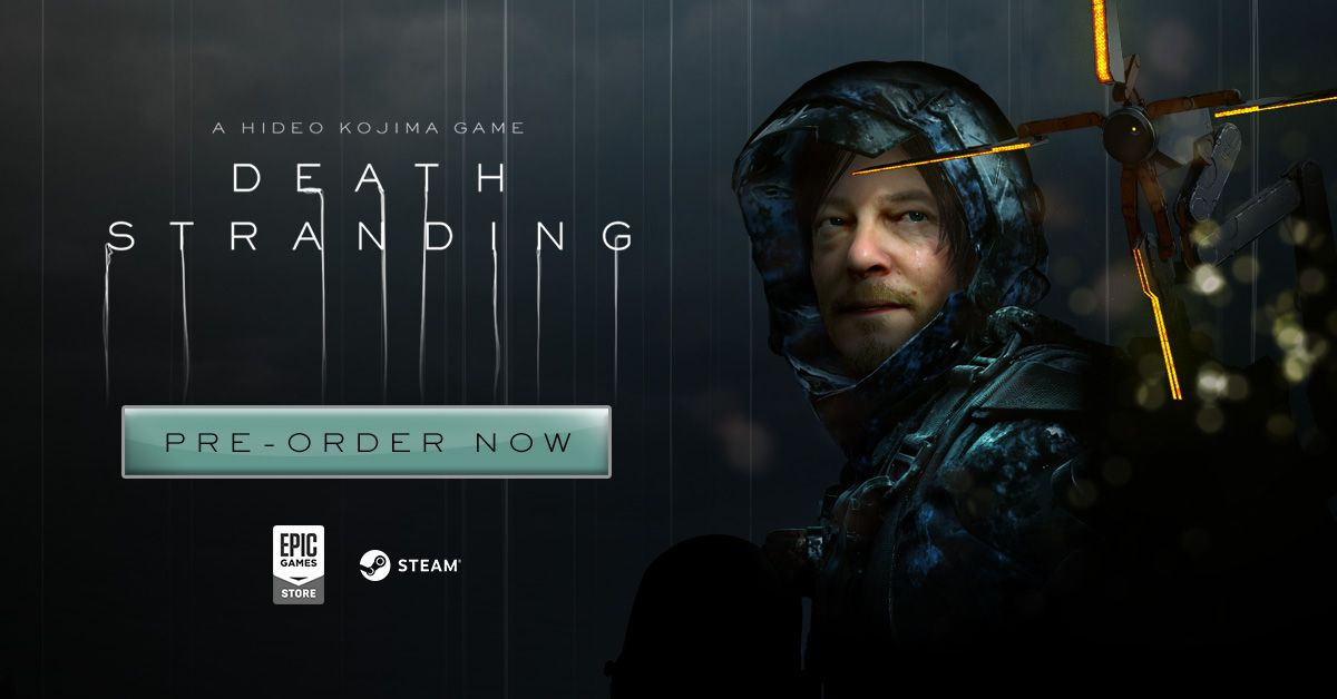Creating the ultimate transport zipline in Death Stranding