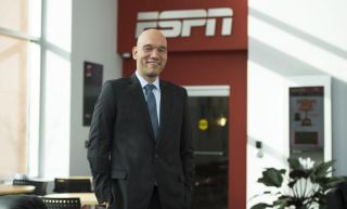 Freddy Rolon of ESPN