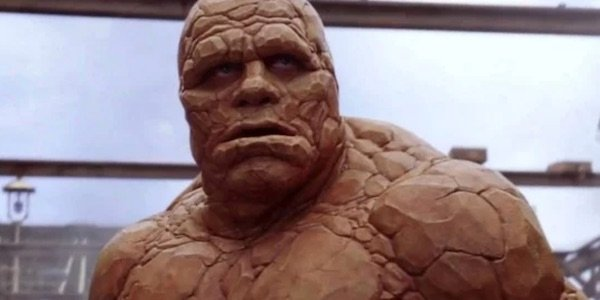 Michael Chiklis as The Thing