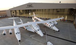 Spaceship Company Virgin Galactic