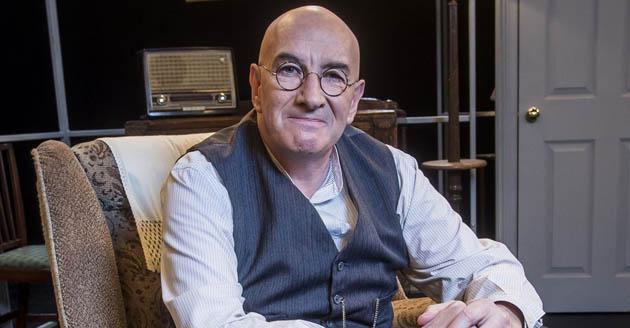 Simon Day, Alf Garnett