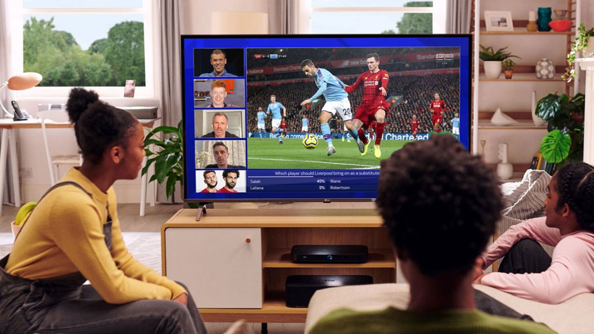 Best TVs for sport 2021: smooth movers for whatever sport you're after