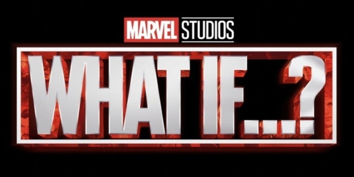 The logo for What If...?