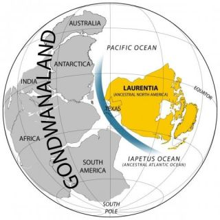 A ocean gateway connecting the Pacific and ancient Lapetus oceans may have opened up right before the Cambrian sea level rise. The ocean isolated Laurentia from the supercontinent Gondwana.